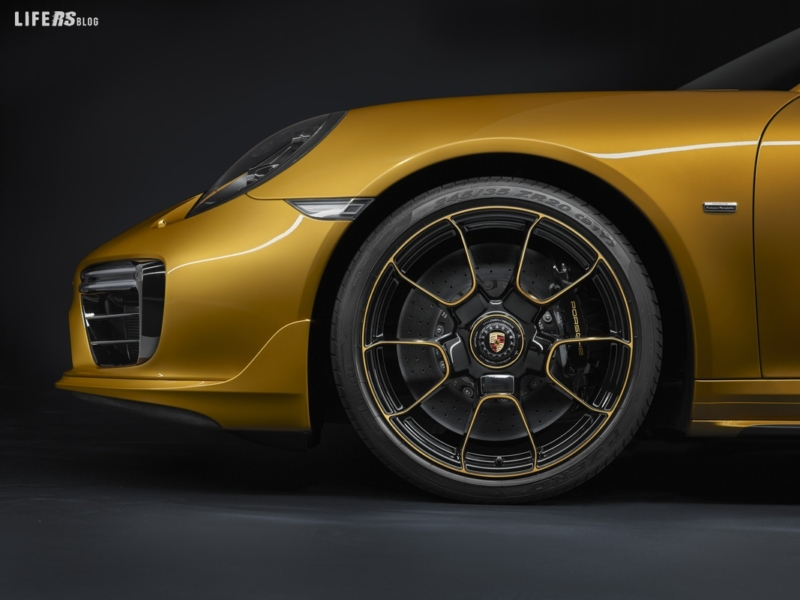 Exclusive Series per la 911 Turbo S