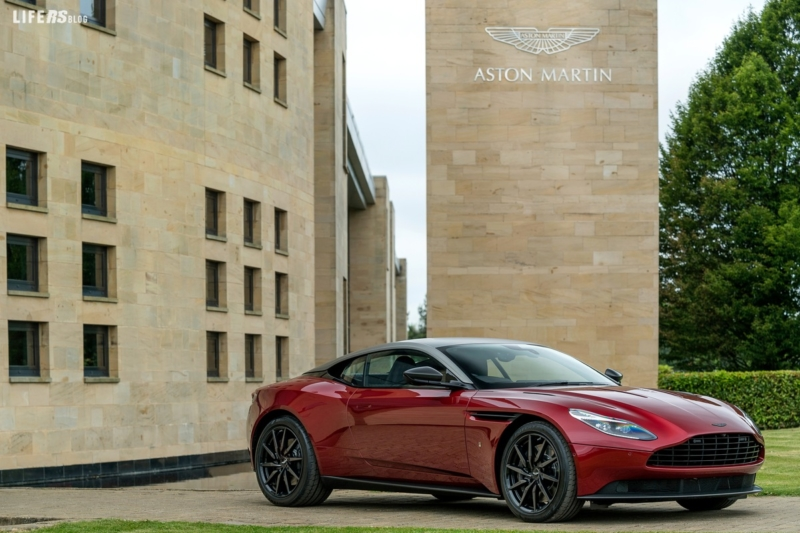DB11 Henley Regatta: l'Aston Martin one-off!