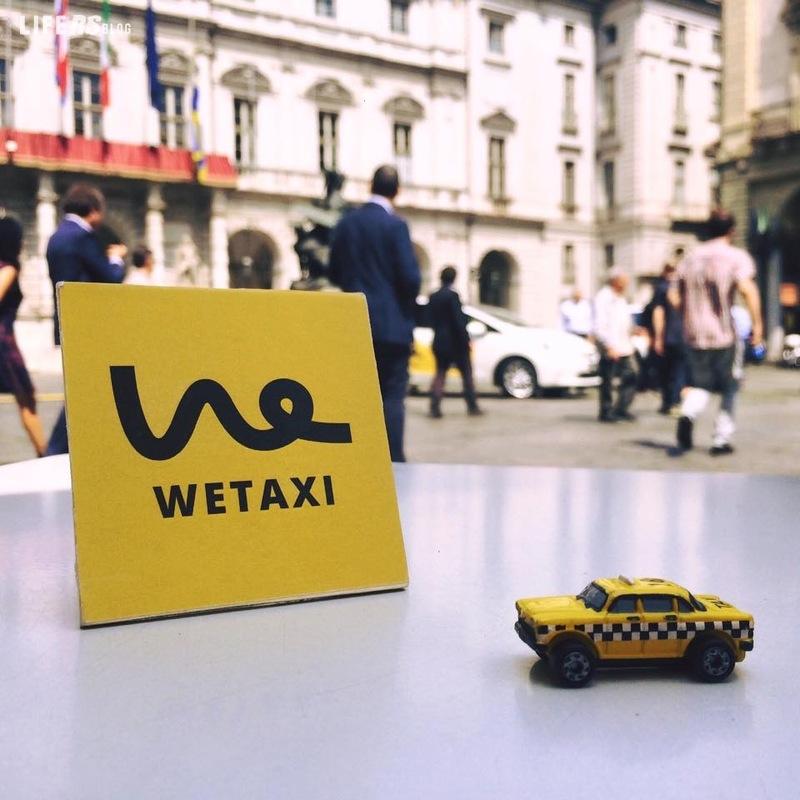 WETAXI: nasce a Torino l'App per il taxi collettivo