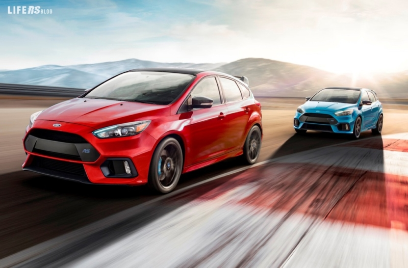 Focus RS Track Edition
