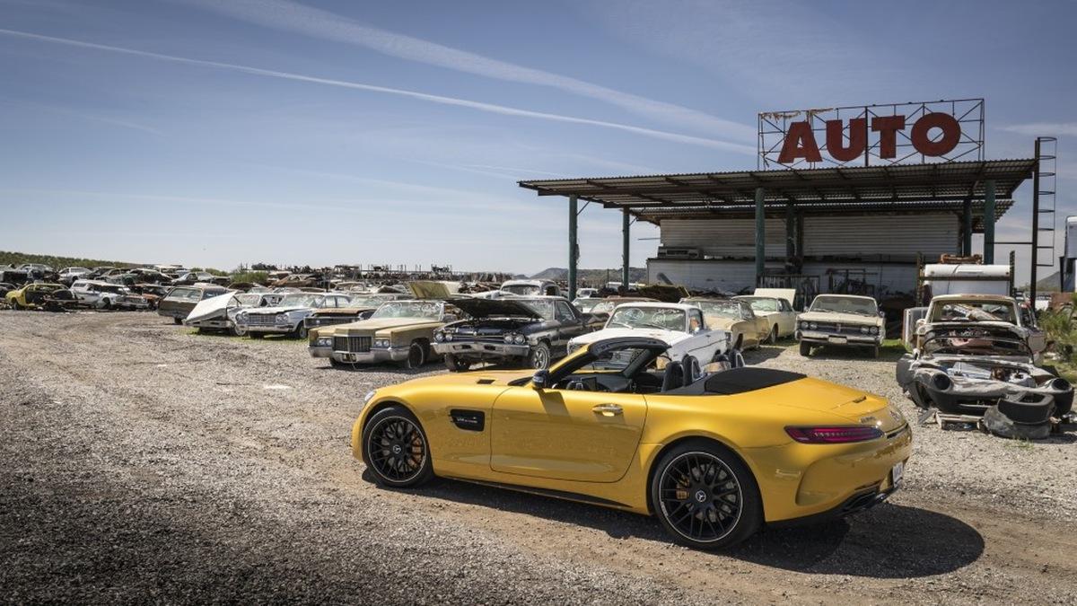 Mercedes-AMG festeggia il suo 50° anniversario