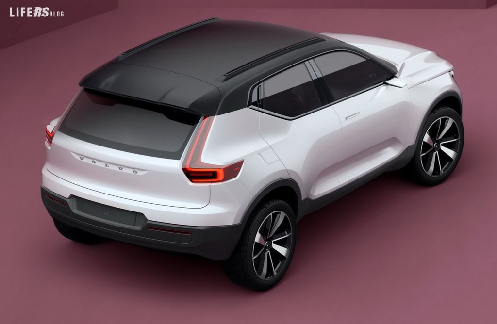 XC40, SUV compatta di Volvo che esprime la tua personalità
