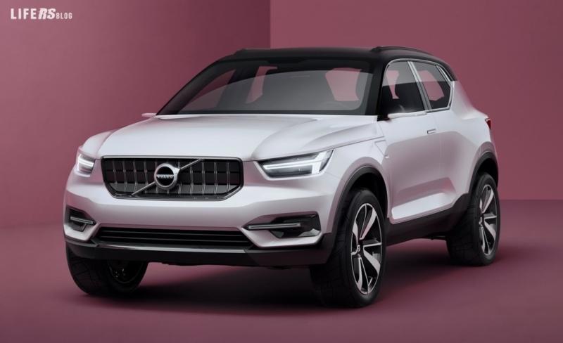 XC40, SUV compatta di Volvo che esprime la tua personalitàXC40, SUV compatta di Volvo che esprime la tua personalità