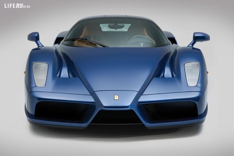 Asta Settembre Ferrari Enzo
