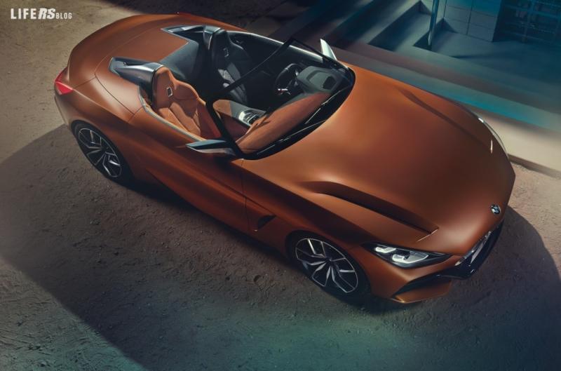 Z4 Concept, la nuova BMW roadster