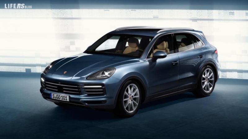 Cayenne 2018: ecco le foto Porsche in anteprima!