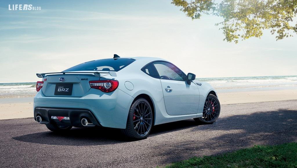 BRZ STI Sport: la sportiva definitiva di Subaru