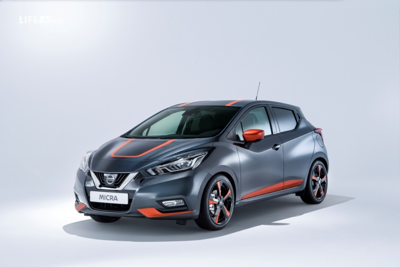 BOSE Personal Edition, la Nissan Micra limitata