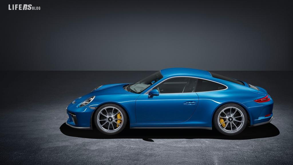 Pacchetto Touring per la 911 GT3
