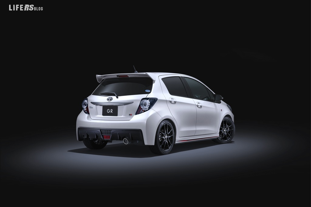 "Toyota lancia le nuove sportive ""GR"""