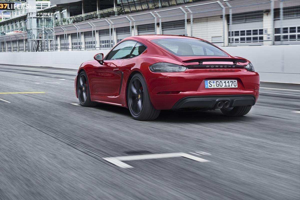 718 GTS Porsche