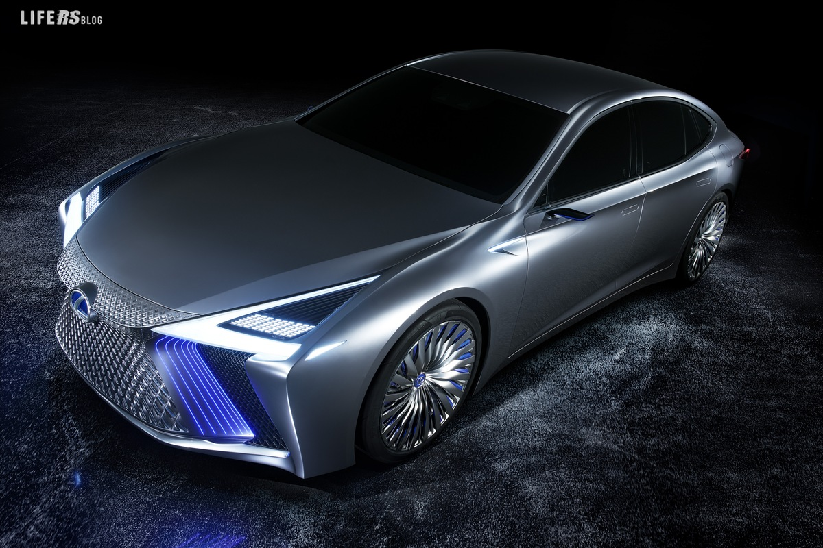 Lexus LS + Concept