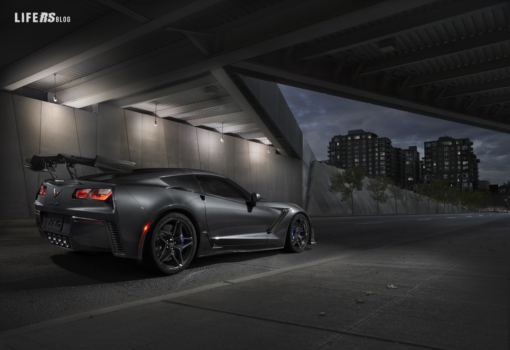 Corvette ZR1 2019,