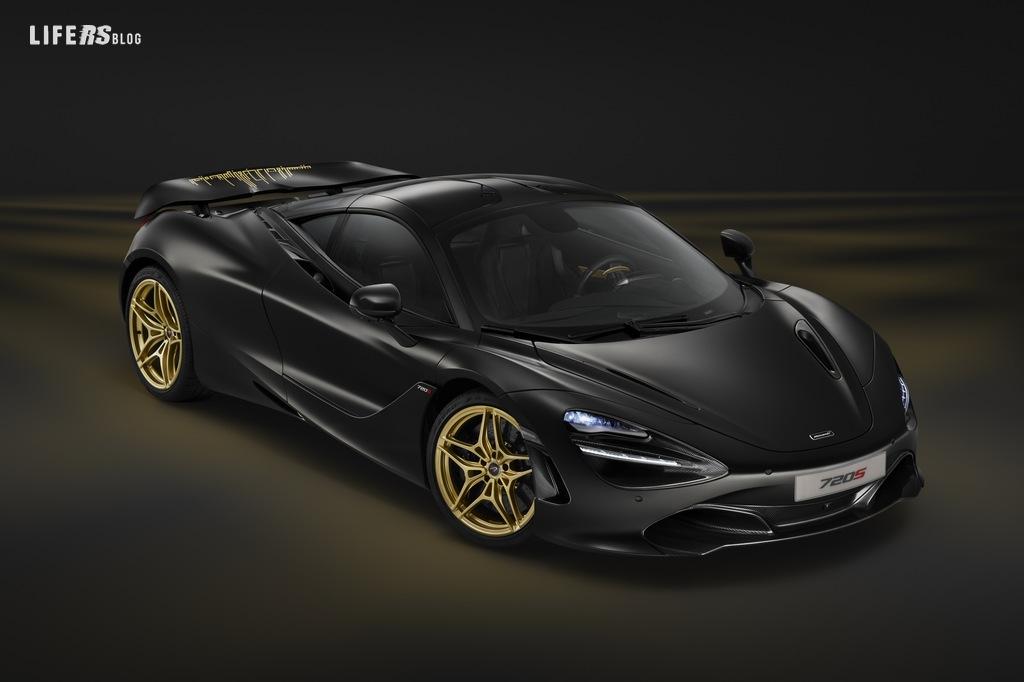 McLaren 720S al Dubai International Motor Show