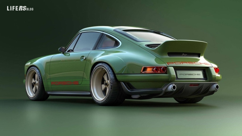 Porsche 964S by Singer Vehicle Design e Williams