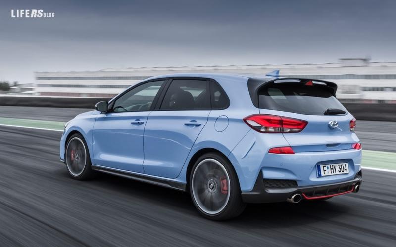 """i30 N: La prima Hyundai """"N"""" di serie ad alte prestazioni"""