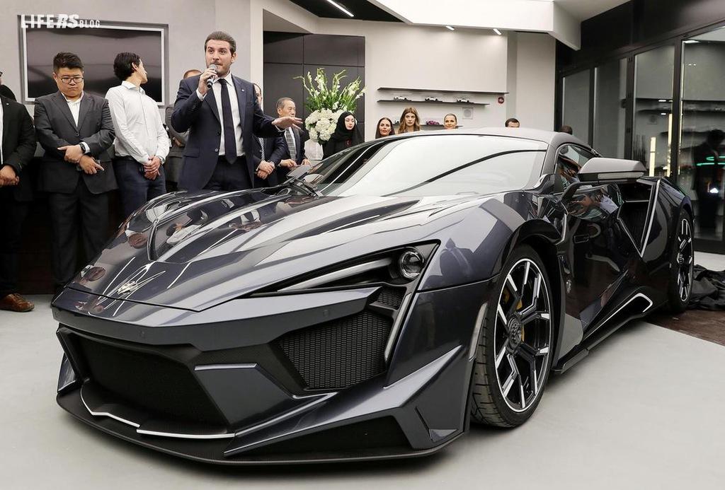 Fenyr SuperSport e lo sviluppo del Marchio W Motors