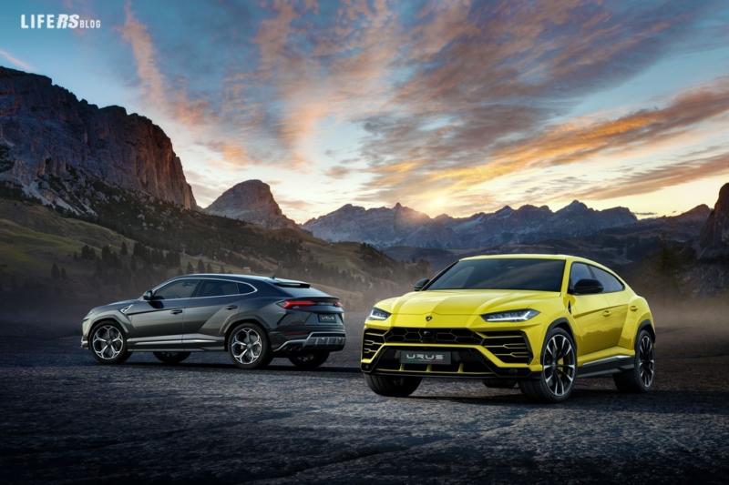 Urus: il primo Super Sport Utility Vehicle Lamborghini