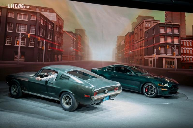 Mustang Bullitt, 50 anni dopo arriva il terzo modello in edizione speciale!