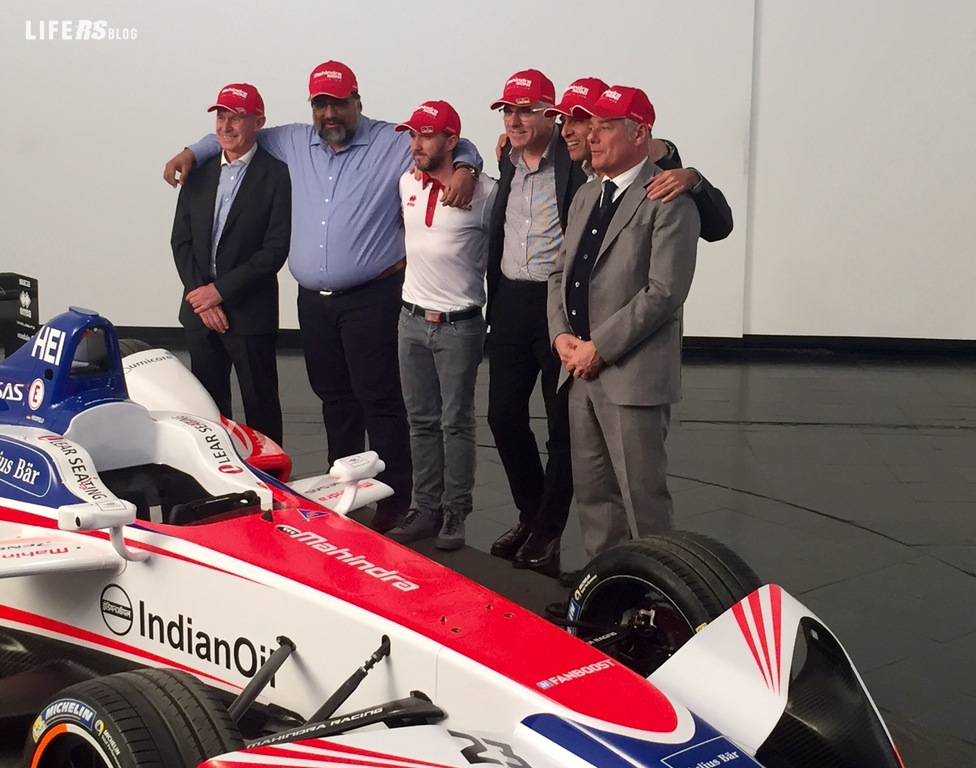Pininfarina stringe partnership strategica con Mahindra Racing