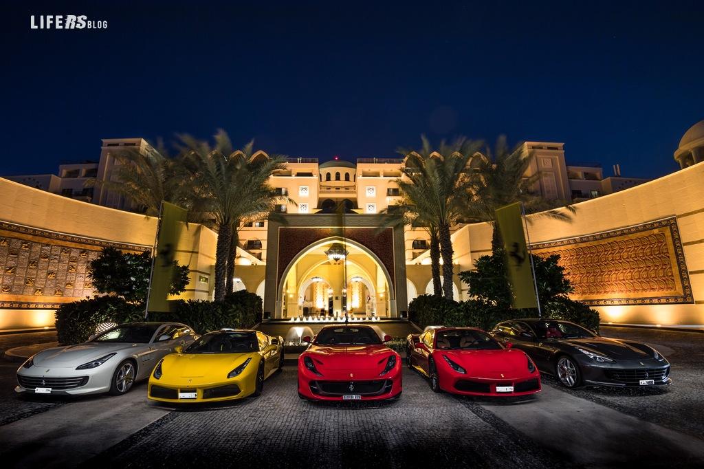Lifestyle, adrenalina e la pura gioia di guidare una Ferrari