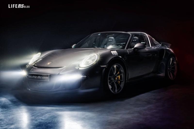 mcchip-dkr e la Porsche