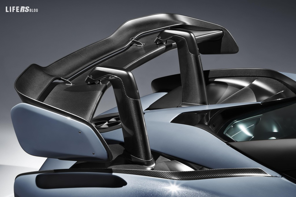 Senna ecco le specifiche tecniche della McLaren limitata