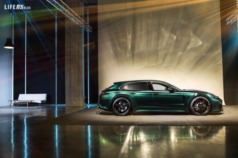 TECHART World Premiere al Geneva Motor Show