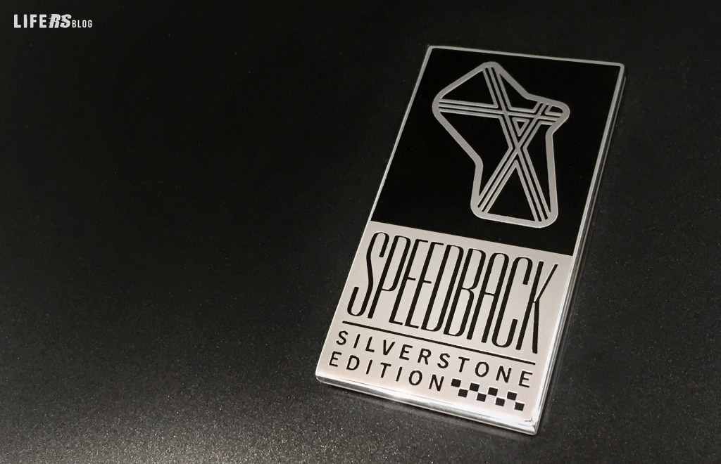 Speedback Silverstone Edition by David Brown Automotive