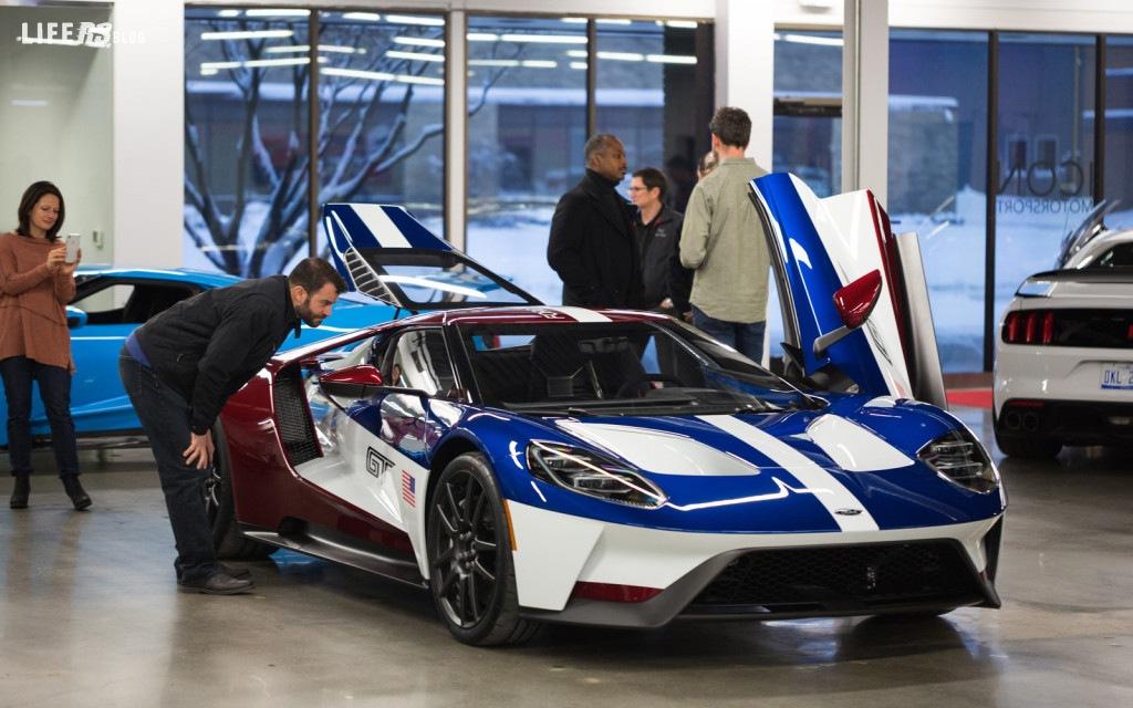 Victory, il colore giusto per la Ford GT!