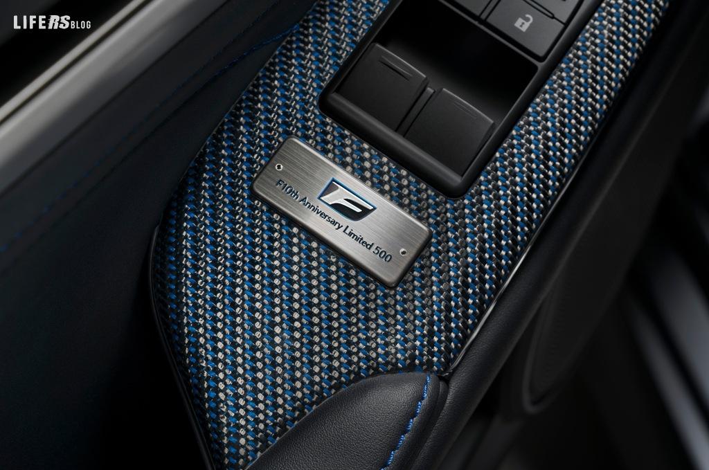 Decimo anniversario per RC F e GS F di Lexus10° anniversario per RC F e GS F di Lexus
