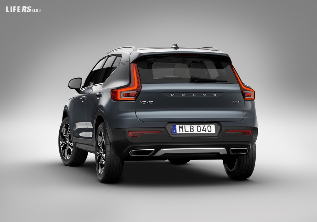 Il tre cilindri di Volvo fa il suo debutto sul SUV compatto XC40