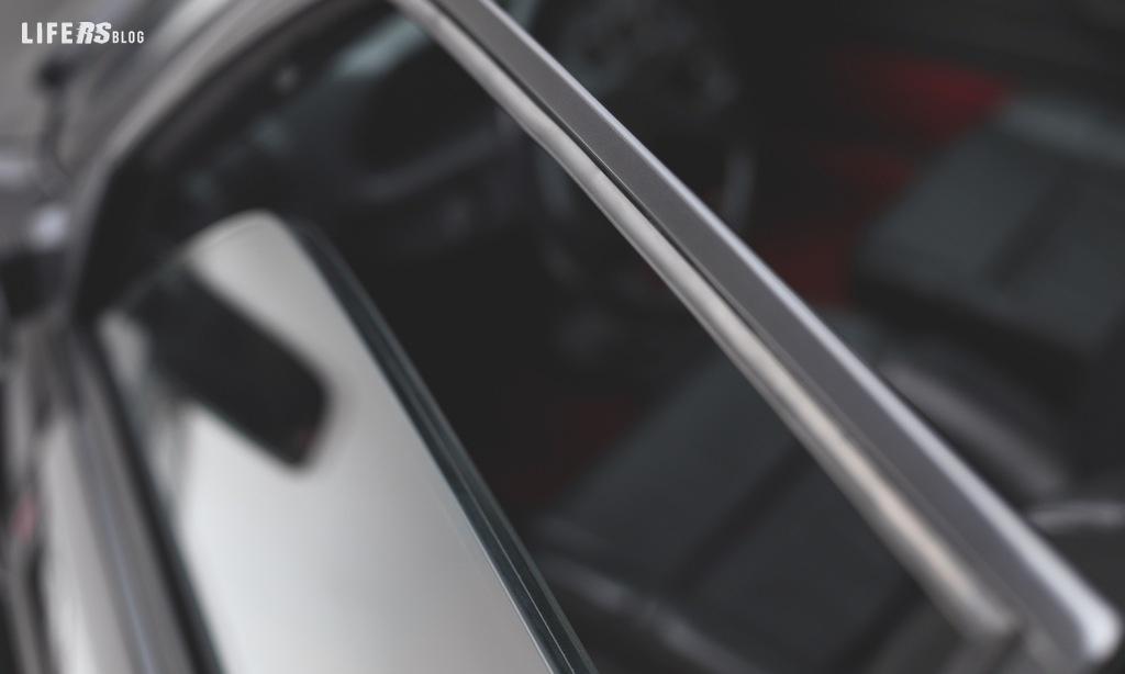 La Peugeot 205 GTI più sicura del mondo
