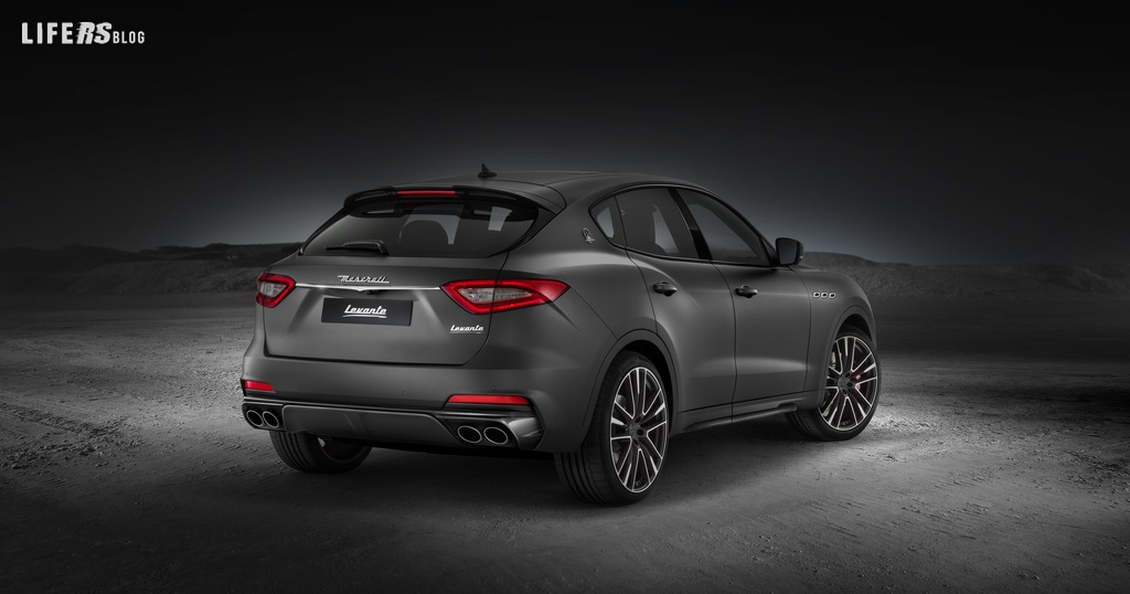 "Levante Trofeo, ""The Maserati of SUVs"""