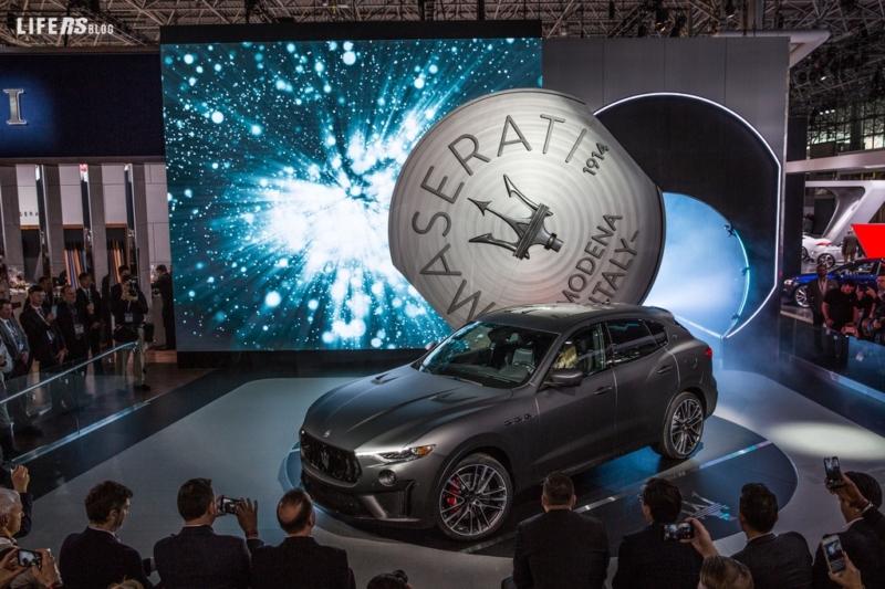 """Levante Trofeo, """"The Maserati of SUVs"""""""