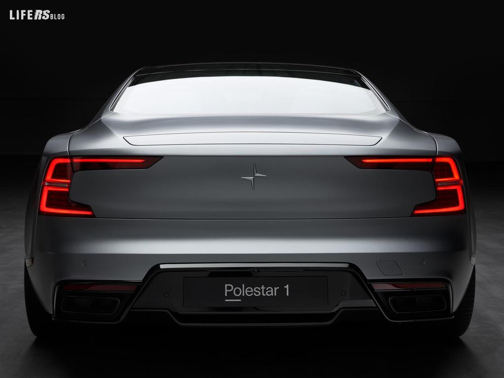 Polestar 1 debutta al Geneva Motor Show