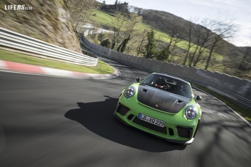 Nürburgring VS Centro Porsche di Weissach