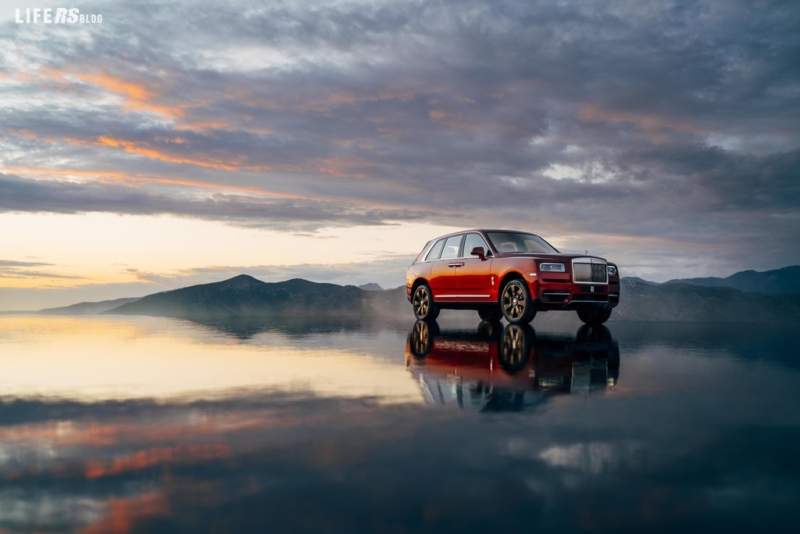 Rolls-Royce Cullinan: ultra-luxury SUV!
