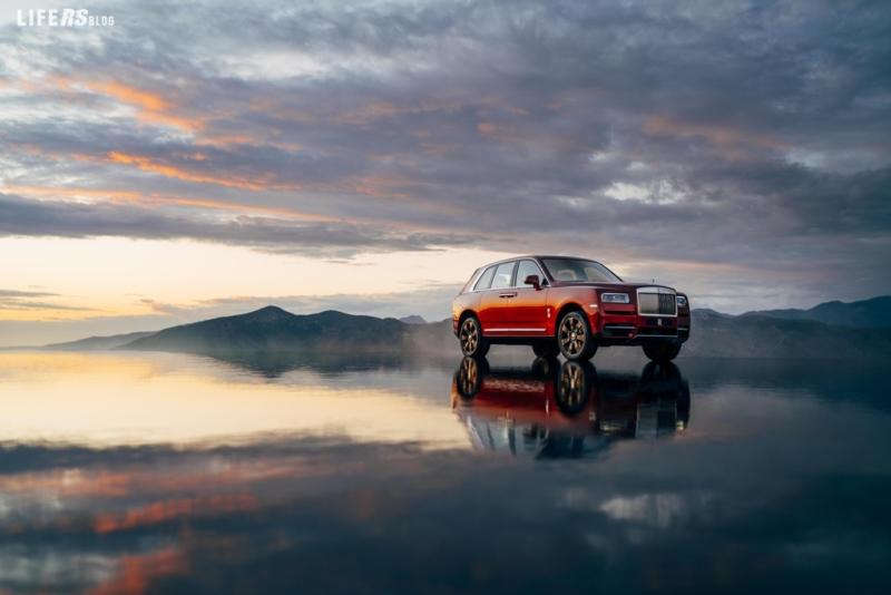 Rolls-Royce Cullinan: ultra-luxury SUV!