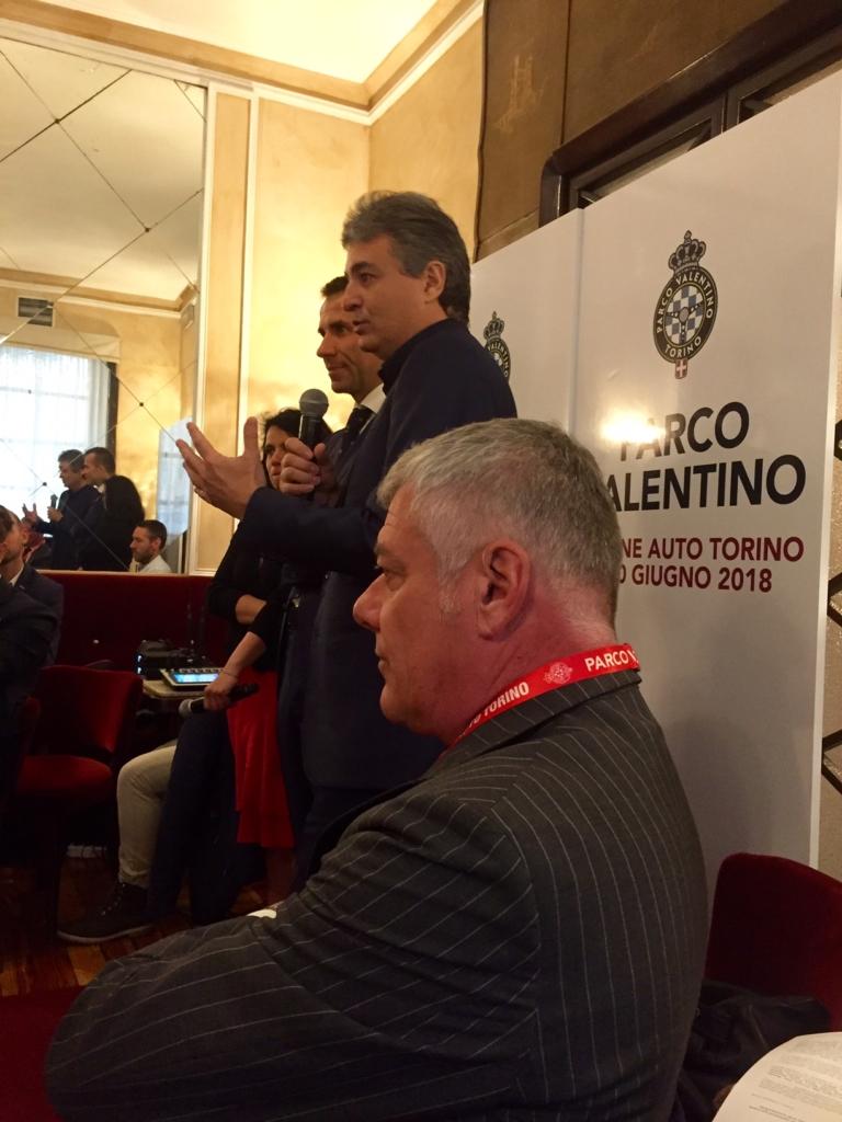 Salone dell' Auto Torino