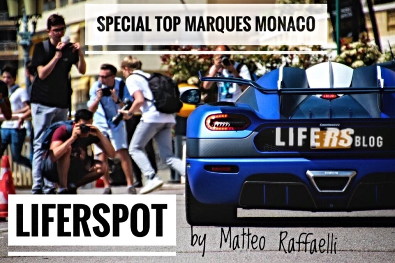 LiferSPOT Top Marques, Supercar Festival in Monaco!