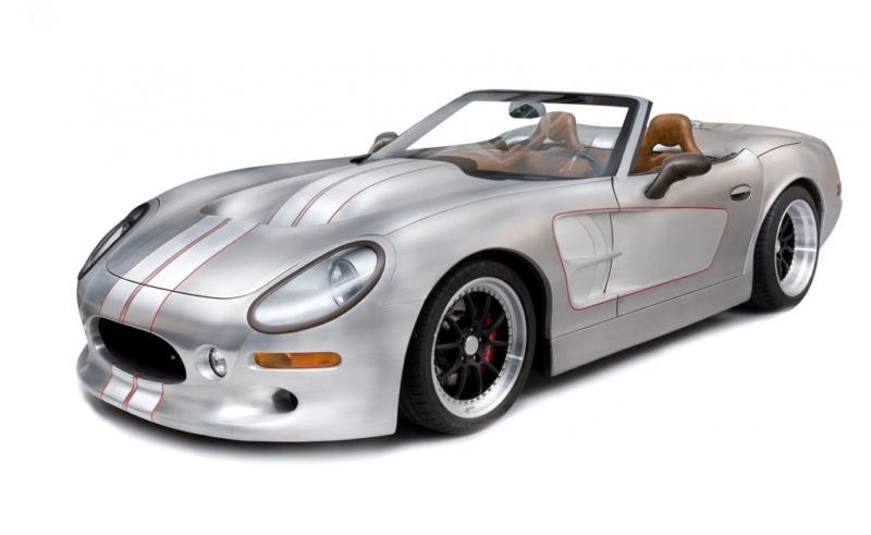 Shelby American rivela la Serie 2, la nuova vettura a tiratura limitata