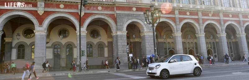 Gambero Rosso Academy e car2go