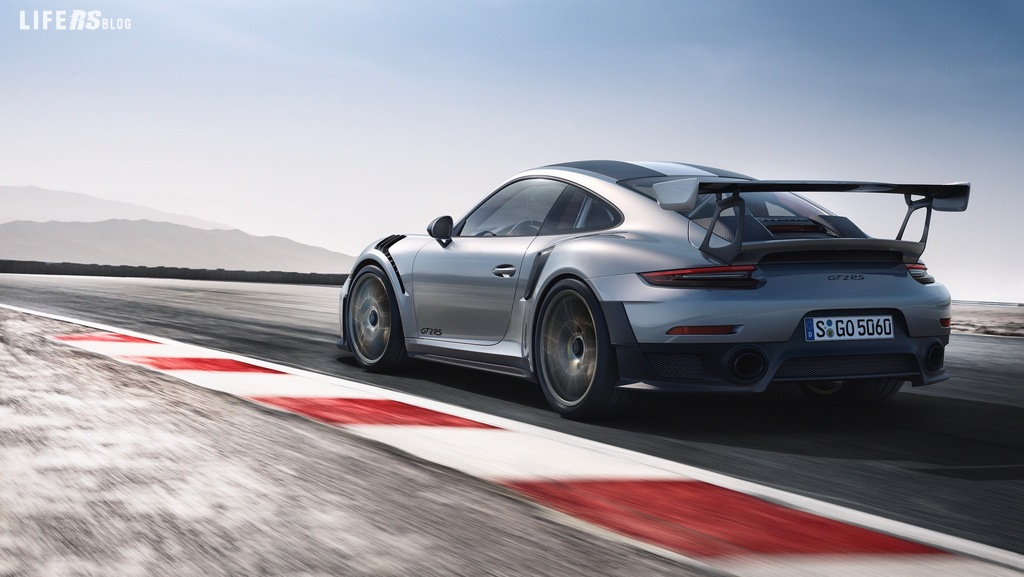 Bend Motorsport Park, primo record con 911 GT2 RS