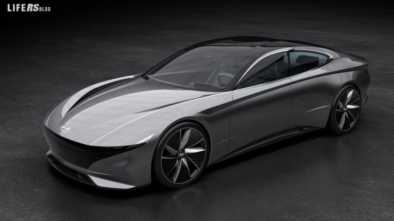 Le Fil Rouge Concept rivela il futuro di Hyundai