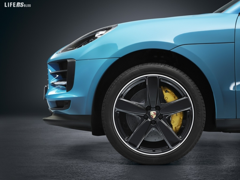 Nuova Macan Porsche