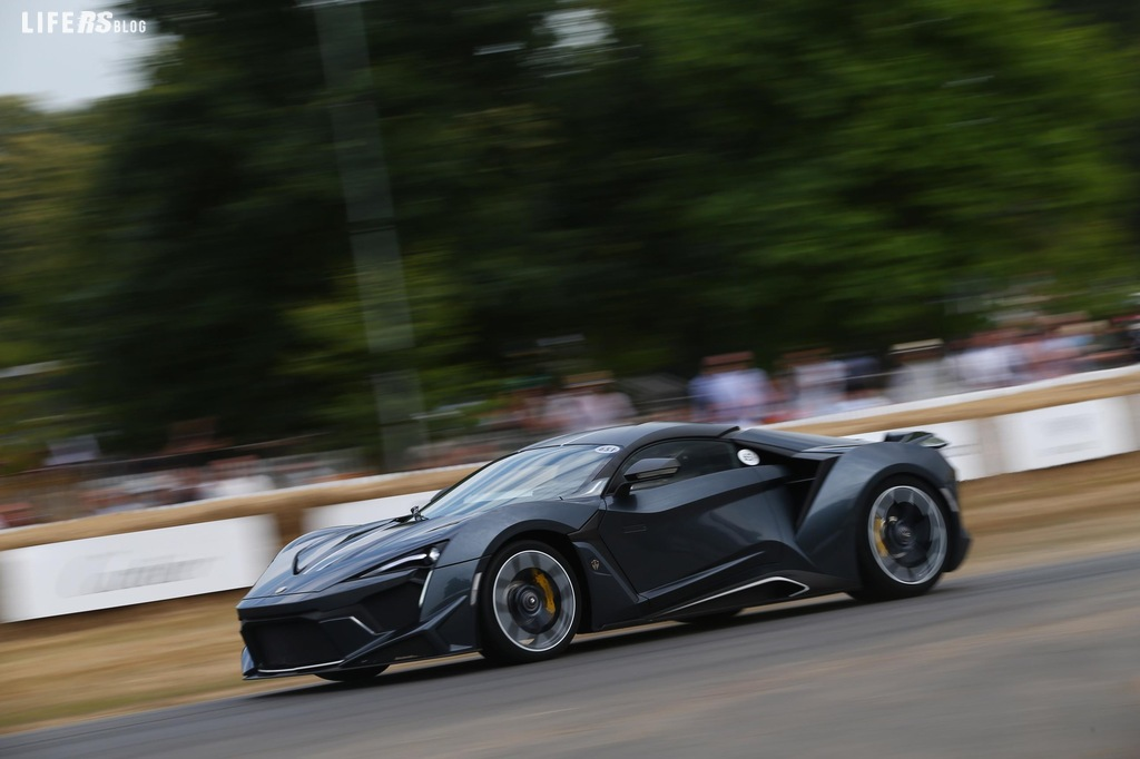 """Goodwood - The best of """"Festival of Speed 2018"""""""