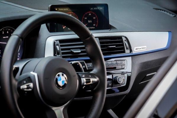 Nasce BMW Serie 1 M Power Edition