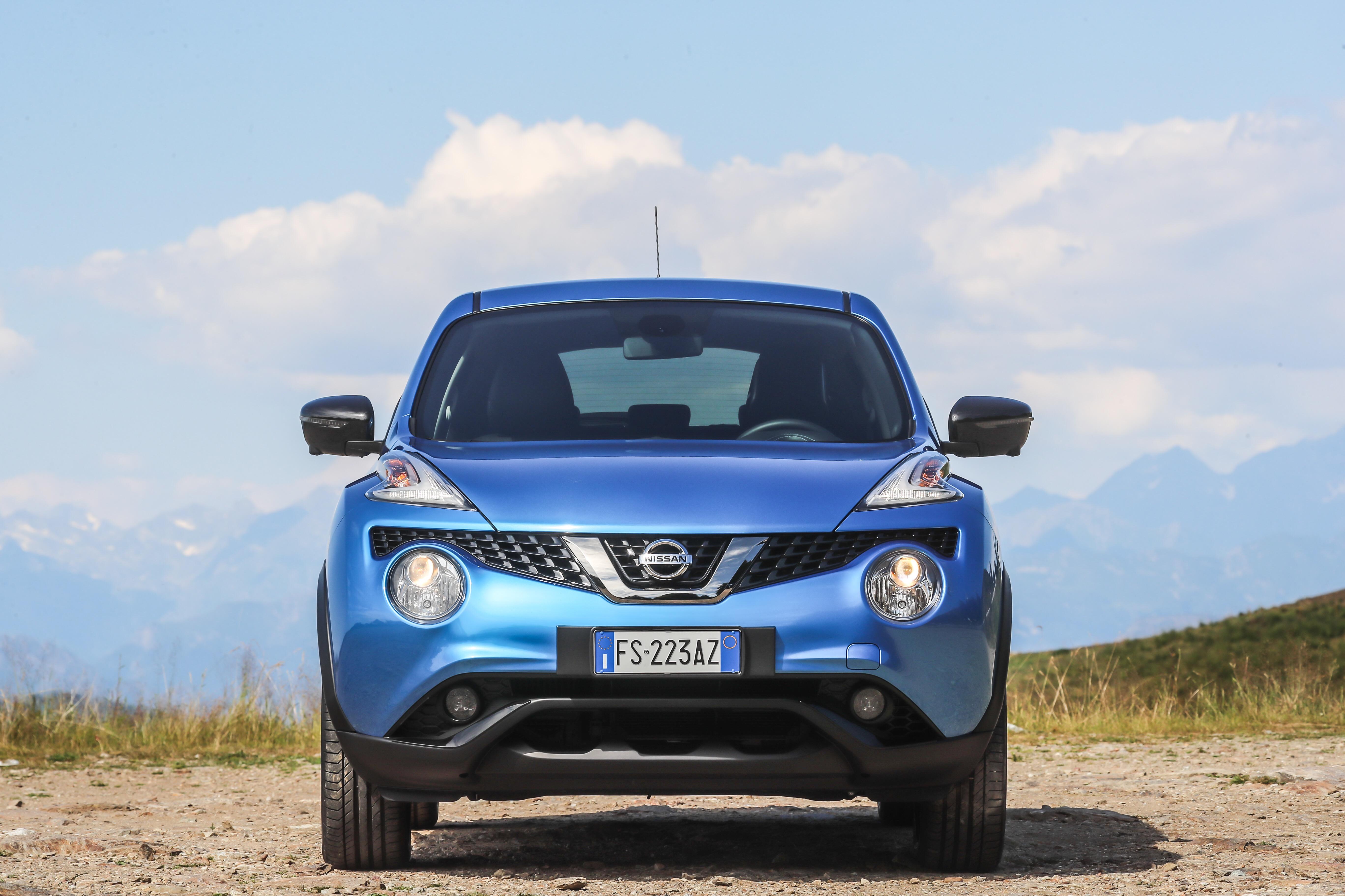 Juke MY18 arriva nelle concessionarie Nissan italiane