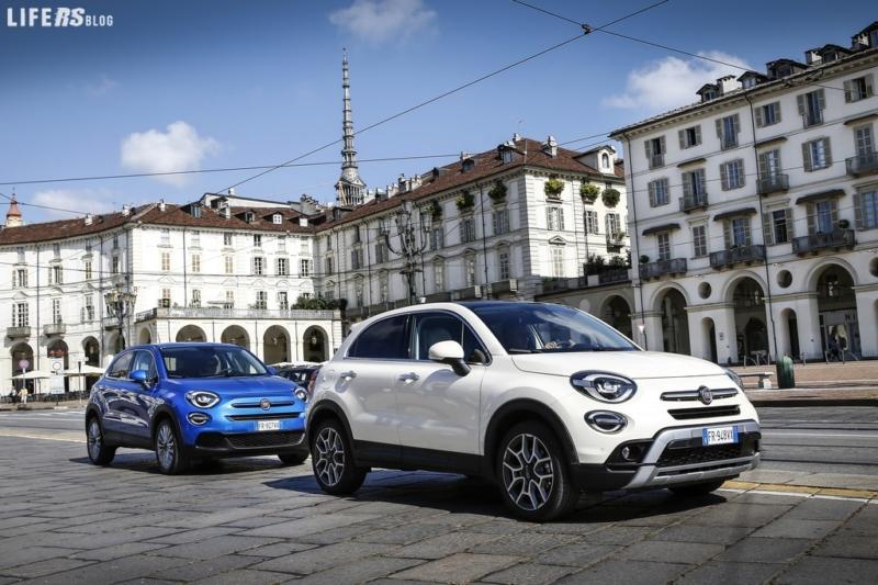 Fiat 500X: si rinnova il modello che, in Italia, è leader nella categoria